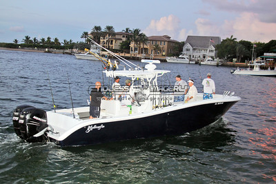 2011 Pompano Beach Saltwater Showdown - Morning Check Out