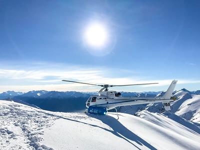 New Zealand Heli-ski