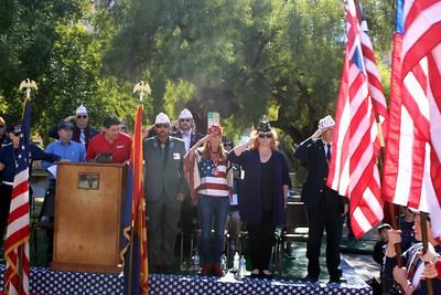 November - Veterans Day Weekend