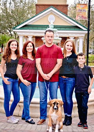 The Kitchell Family 2016