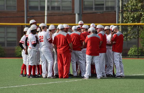 St. John's (DC) vs. DeMatha (MD) baseball WCAC Championship Game 1