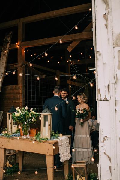 cara & tucker - wedding