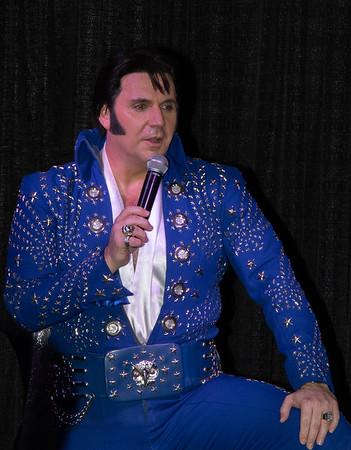 Elvis show  at Piedmont Hall- Feb 28 2020