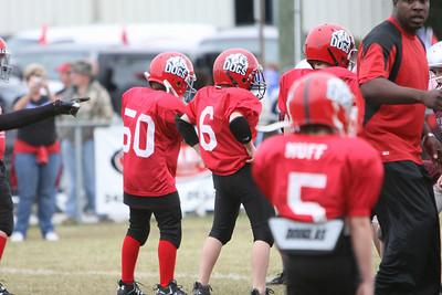 2008 Bulldogs vs Vikings
