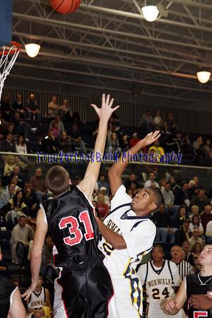 2007-08 Norwalk Truckers Basketball