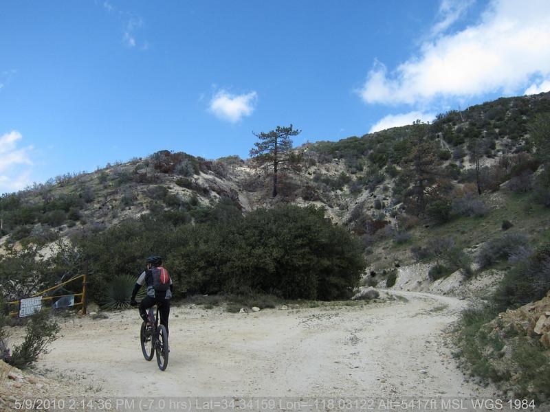 20100509168-Trail Recon, 3N14 Fire Road.JPG