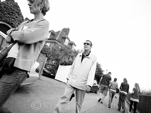 Walking - Aldeburgh - Shooting from the Hip