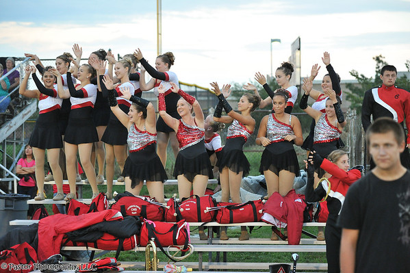 Marching Band - Maple Heights Game