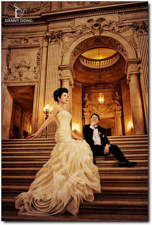 Fanny & Ken Wedding