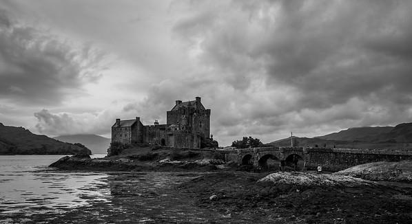 Skye Trip, Day 1: Eilean Donan Castle and Kilt Rock