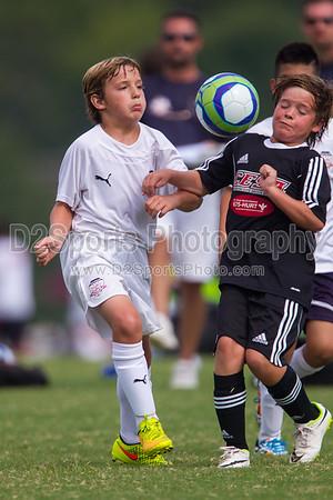 NCUSA ORANGE vs CESA 03 RED 1 BOYS - U11 Boys 8/17/2014