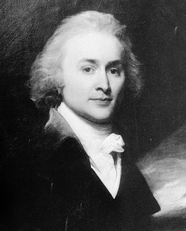 . This undated file image shows a portrait painted by artist John Singleton Copley of John Quincy Adams, sixth president of the United States from 1825 to 1829. Historians noticed Adams\' short diary entries are similar to modern day Twitter updates. So starting Wednesday, Aug. 5, 2009, the Massachusetts Historical Society begins posting Twitter updates from his diary entries 200 years ago.  (AP Photo)