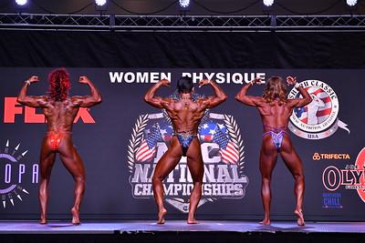 Women's Physique Open D