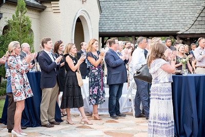 Gates Leadership Society Reception 2019