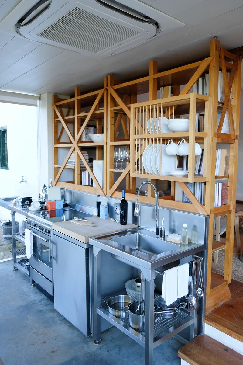 Babylonstoren Kitchen