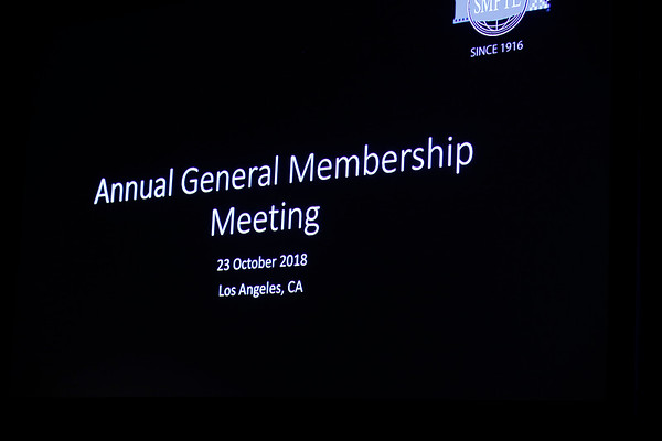 Membership Meeting (Press Release)
