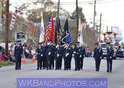 Lexington Xmas Parade
