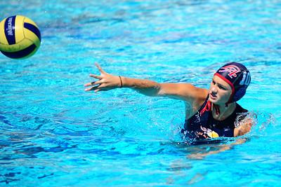 Newport Summer Tournament - 12U Girls - Los Alamitos vs Santa Barbara Water Polo Club 7/11/09. Final score 5 to 4. Los Al vs SBWPC. Photos by Chris Preston.