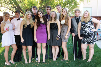 2010 Hayden's Homecoming Group