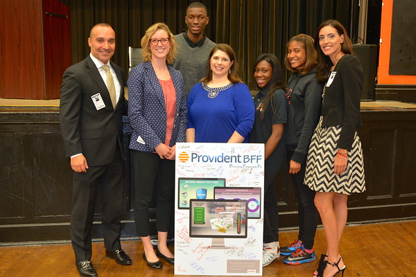Provident BFF at Henry Snyder HS