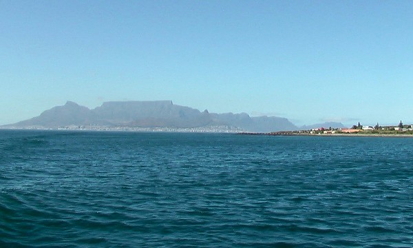 Robben Island, Cape Town, South Africa (February 13, 2005)