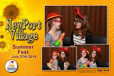 NewPort Village - Summer Fest 2014
