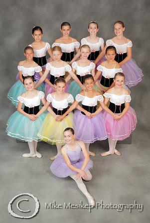3:45 - Ballet 3