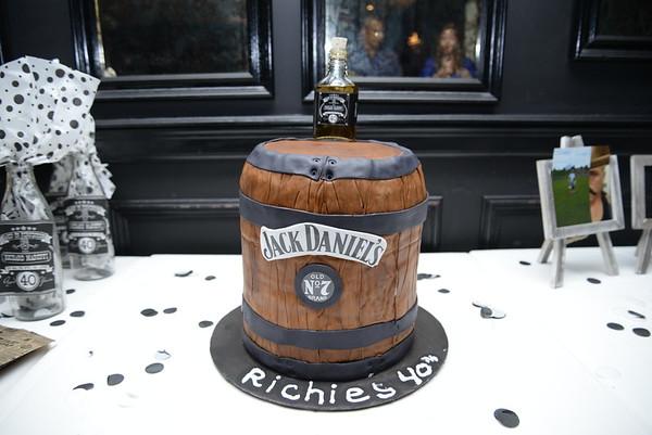 Richie's 40th Surprise party