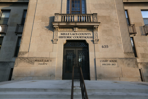Mille Lacs County Courthouse