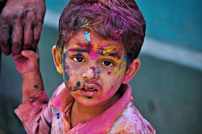 Holi- The Festival of Colors