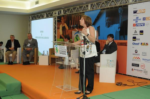 Mercados Inclusivos: Congreso de Ciudadanía Empresarial - Recife, abril de 2010