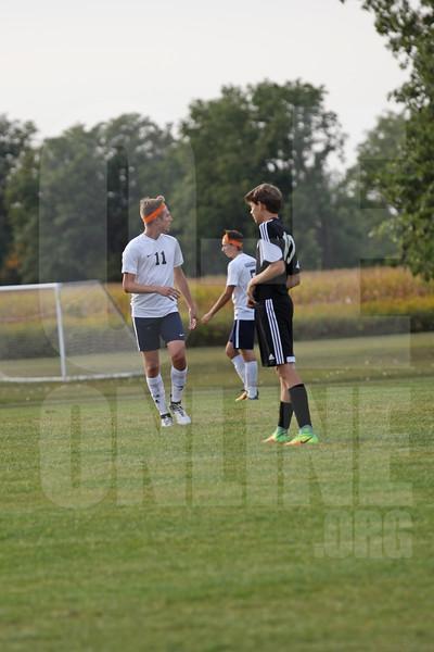Boys Varsity Soccer vs. Chesaning 9-11-17