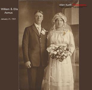 Asmus Genealogy