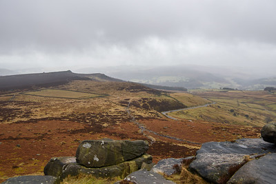 Peak District Day 3: Higger Tor