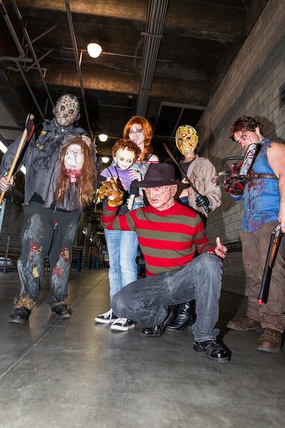 Skye's Horror Group