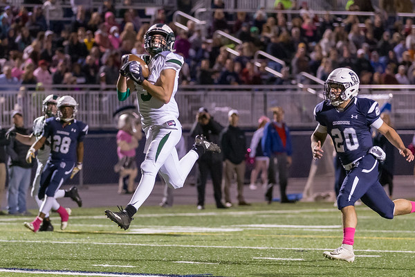 2018-10-19 | HSFB | Central Dauphin @ Chambersburg