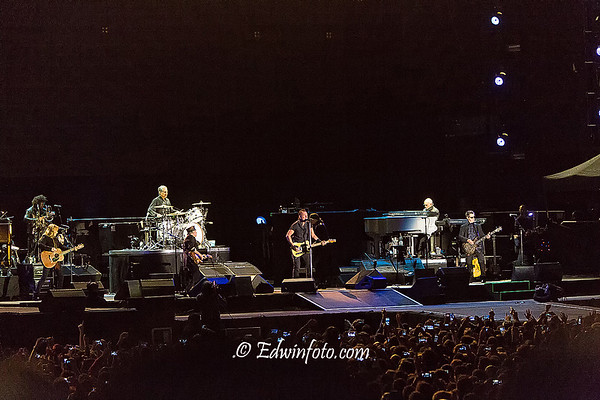 Bruce Springsteen & The E-Streeband