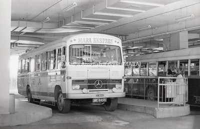 1976 - PERHENTIAN BAS EKSPRES DI PUDU RAYA