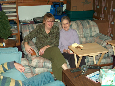 2003 - November Thanksgiving Our House