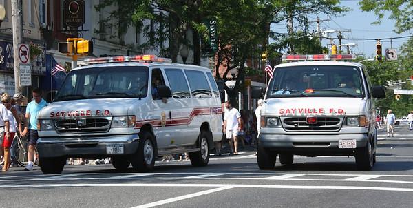 Fire Police & Patrol Units