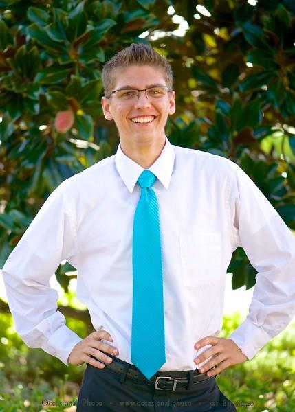 Luke Pederson, 2014-08-30