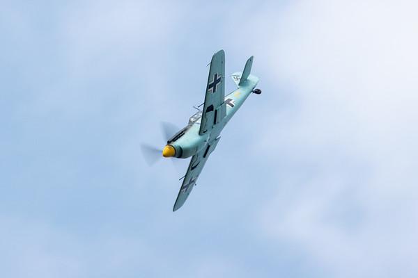 RAF 100 Year Fly By