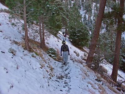 Pine Mountain / Dawson Peak