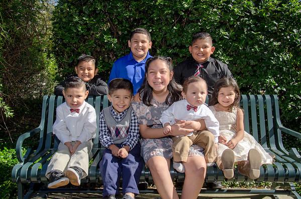 Cruz Family Portrait