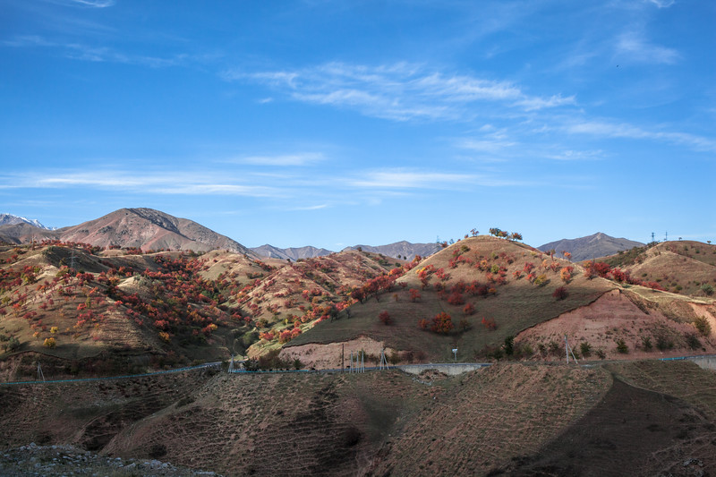 Leaving Dushanbe for Pamir (Tajikistan)