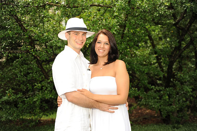Stephanie and Brett Engagement