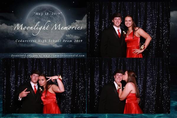 Cedarcrest Highschool Prom