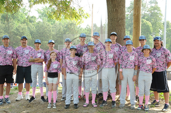 Wildcats Baseball May 10, 2014