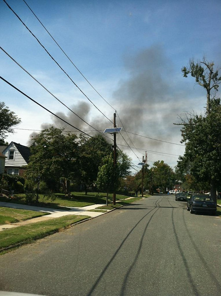 9-14-12 (Gloucester County) WESTVILLE 209 Chestnut St. All Hands Dwelling with Explosion