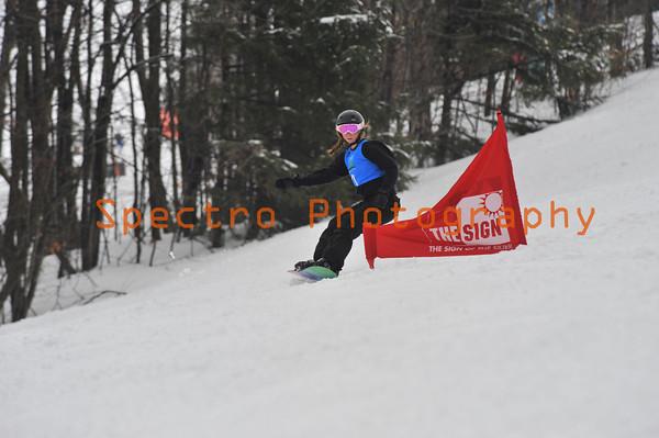 OFSAA Snowboard 2012